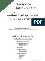 04. ANÁLISIS E INTERPRETACIÓN DE ESCULTURA