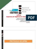 5. Protocolo LEPRA 2014 INS