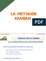 LA METHODE KANBAN