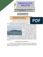 Romanian Military Newsletter