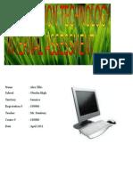 information technology Ia