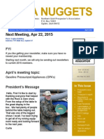 Apr 2015 Email
