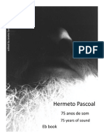 Hermeto Pascoal 75th Birthday Book Eb