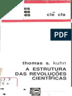 KUHN, Thomas S. - A Estrutura Das Revoluções Científicas