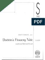 43456689 Rajaton Dobbin s Flowery Vale SSATBB
