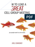 How to Lead a Great Cell Group - Joel Comiskey