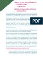 Parte IV Análisis de Los Requerimientos de Información - Karen Flores Hoyos