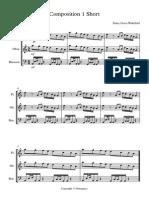 Composition 1 Short