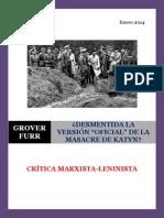 Furr - Desmentida La Versión 'Oficial' de La Masacre de Katyn (2013)