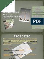 Depreciación y Su Aplicación Práctica