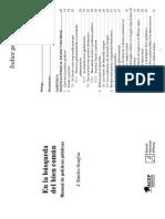 En La Búsqueda Del Bien Común - Manual de Politicas Publicas 01