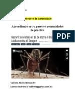 Lucha Contra El Dengueejemplosmexicanos