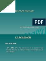 Clase 5,6,7,8 - La Posesion
