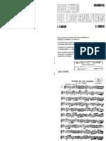Vol. 3A - Solfeo de Los Solfeos E. Lemoine y G. Carulli