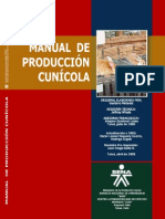 Manual Cunicultura