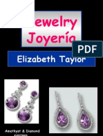 Elizabeth Taylor's Jewllery