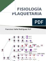 Clase Fisiología Plaquetas