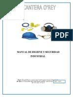 Manual de Higiene y Seguridad Industrial Tesis
