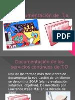 Documentación en To