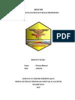 Petroleum System n Rock Properties