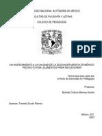 16. Un Acercamiento a La Calidad de La Educación Básica en México Proyecto Pisa. Elementos Para Reflexionar