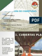 Estructura de Cobertura.