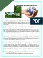 Quimica Ambiental Quimica Verde
