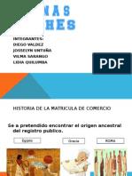Matricula de Comercio.pptx