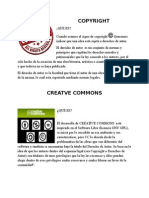 Copyright y Creative Commons