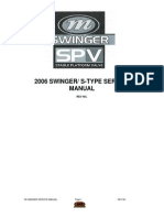 2006 Swinger Shock Service Manual - Rev NC