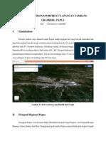 Tektonik Endapan Porfiri-cu Lapangan Tambang Grasberg, Papua