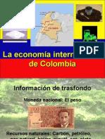 La economía internacional de Colombia
