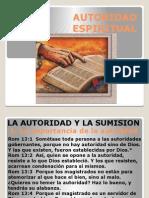 Autoridad Espiritual