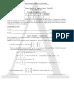 Parcila 3 de algebra lineal unal med