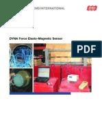 DSI DYNA Force Elasto-Magnetic Senso Us