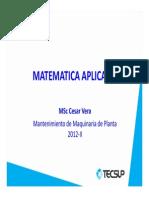 Mat Aplicada (Derivada y Integrales