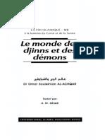 La Foi Islamique 3 - Le Monde Des Djinns Et Des Demons - Omar Al-Achqar
