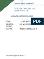 Mecanica Julio Meneses