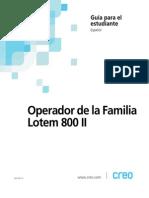 Lotem 800 manual