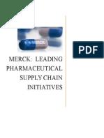 Group Project Merck