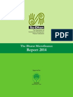 Report on Micro Finance
