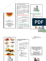 Leaflet Diet Post Op