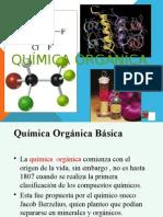 Química Orgánica Intro