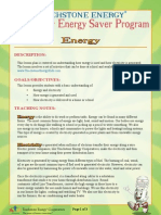 Electrical Energy LessonPlan
