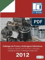catalogo bombas hidraulicas frenos