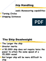 Practical Ship Handling