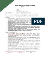 RPP Ekosistem , karakter