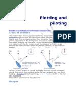 Plotting and Piloting