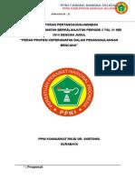 Proposal Seminar Tanggap Bencana 1