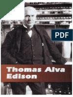thomas edison biografija - drvo znanja